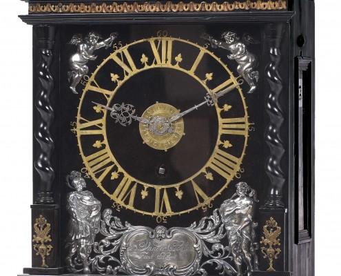 Bernard van der Cloesen Haagse klok, eind 17e eeuw
