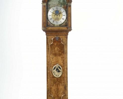 Staand Fries Horloge van D.J. Tosma