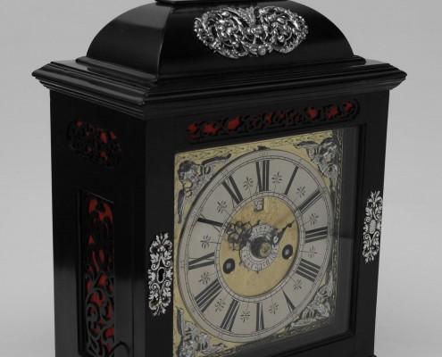 Fromanteel Bracket Clock