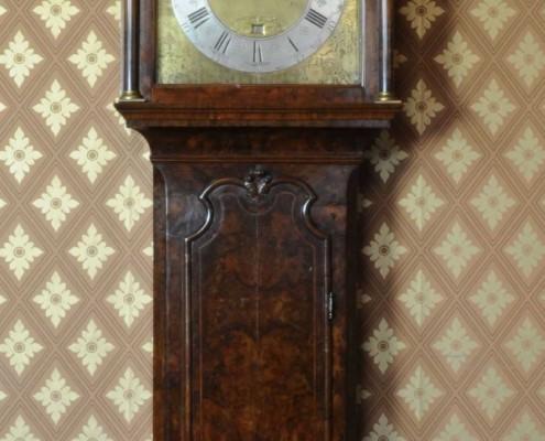 Staand Horloge met Planisfeer door Paulus Bramer - 2e helft 18e eeuw