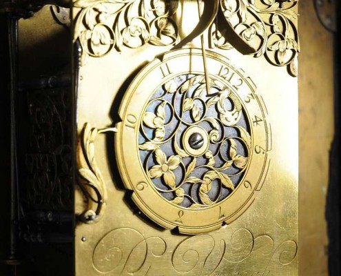Haagse klok - P. Visbagh