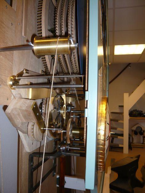 Montage PLanetarium Zuylenburgh